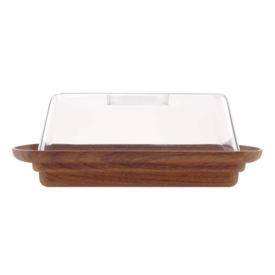 Buy Evelin Rectangular Cheese Dish (18.5 x 18.5 x 29 cm) Online in Dubai &  UAE | ACE